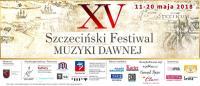 Jubileuszowy XV Szczeciński Festiwal Muzyki Dawnej 2018
