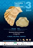 Afisz Mazovia Goes Baroque 3/2011 - autor Małgorzata Starszak