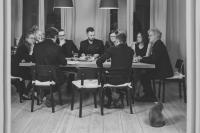 Arte Dei Suonatori Table