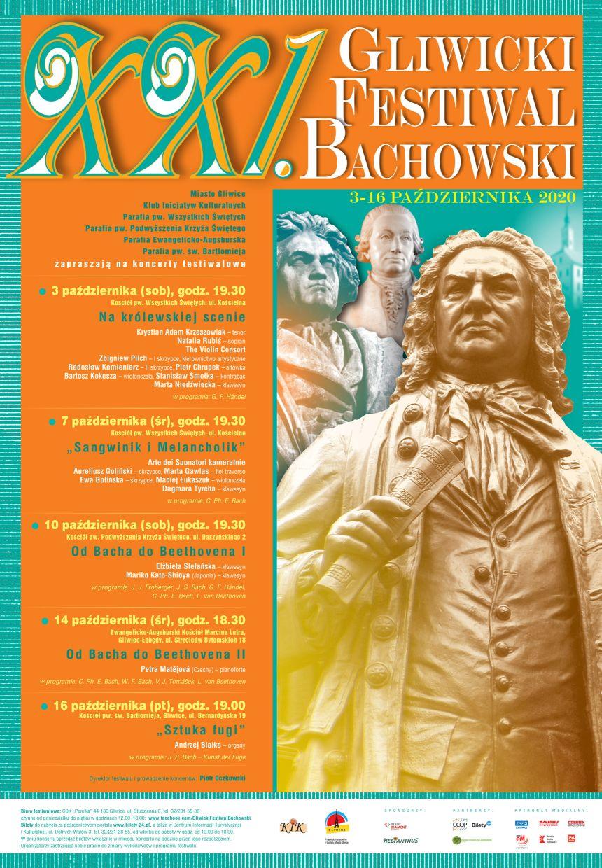 XXI Gliwicki Festiwal Bachowski