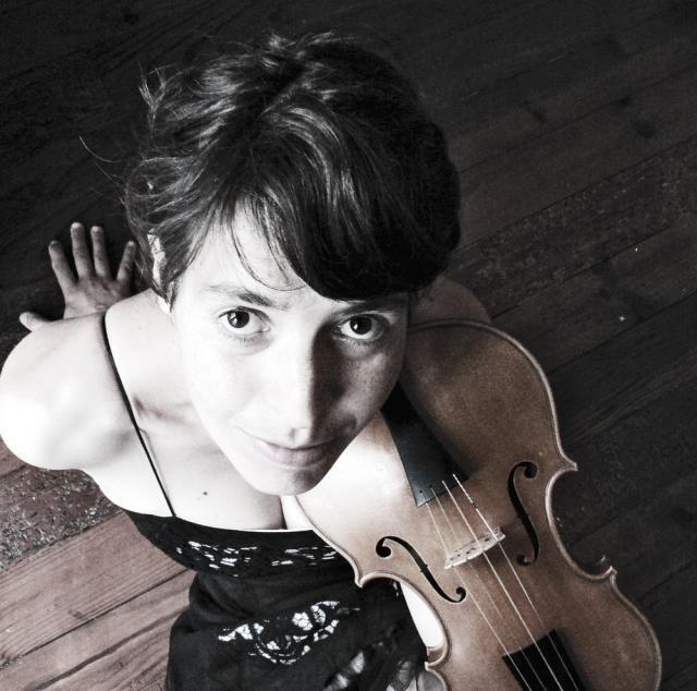 Amandine Beyer - skrzypce