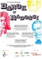 Barok w Radosci 2015 - plakat