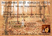 Borysławka 2015