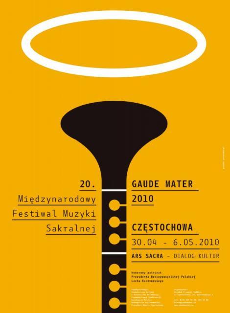 XX Festiwal Gaude Mater