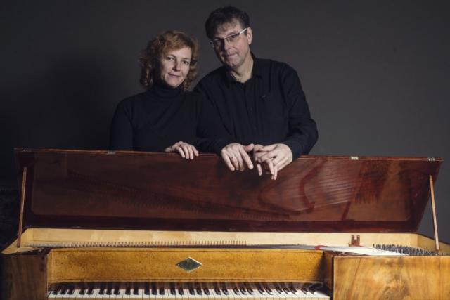 Irmina Obońska – Toporowska i Marek Toporowski
