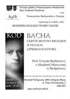 Kod Bacha