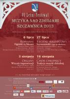 Muzyka nad Zdrojami 2013