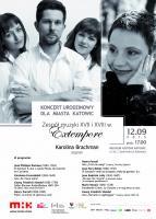 Plakat Extempore 12.09