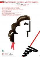 38. Starosądecki Festiwal Muzyki Dawnej - plakat