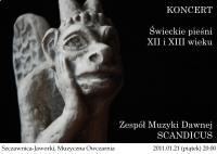 Scandicus w Muzycznej Owczarni