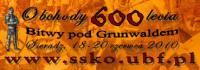 Obchody 600. rocznicy bitwy pod Grunwaldem
