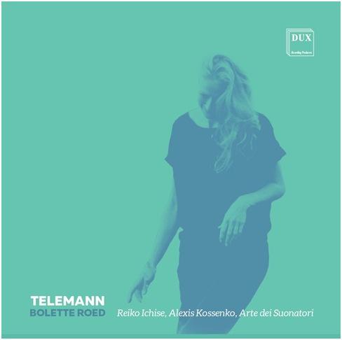 Telemann - okładka