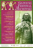 XX Gliwicki Festiwal Bachowski - afisz_0.jpg