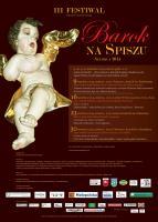 plakat Barok na Spiszu