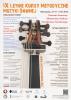 IX Letnie Kursy Metodyczne Muzyki Dawnej - plakat