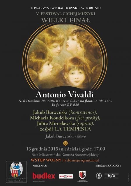 plakat Wielki Finał 2015 La Tempesta